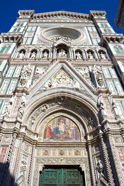 Флоренция собора Италия искусства архитектура Сток-фото © sailorr
