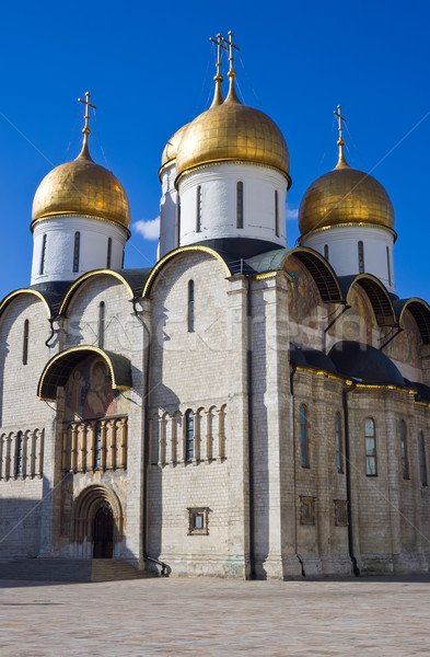 Orthodox Cathedral Stock photo © sailorr