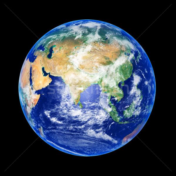 Earth Globe Stock photo © sailorr