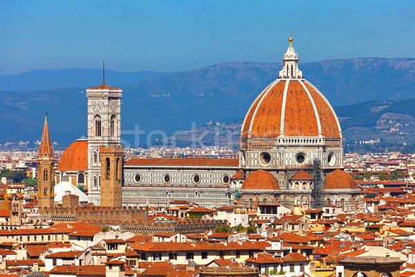 Florence Cityscape Stock photo © sailorr