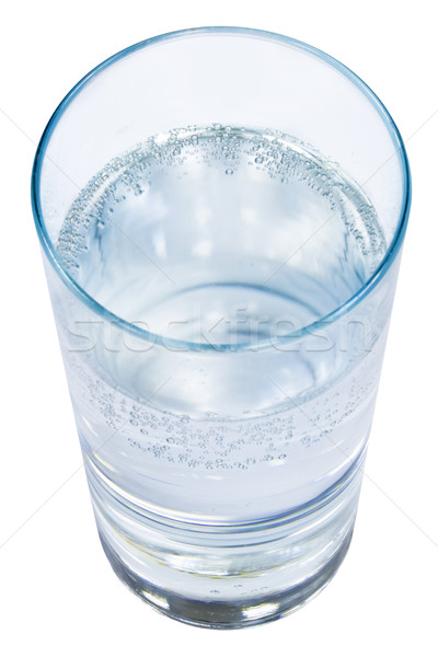 Glass of water Stock photo © sailorr