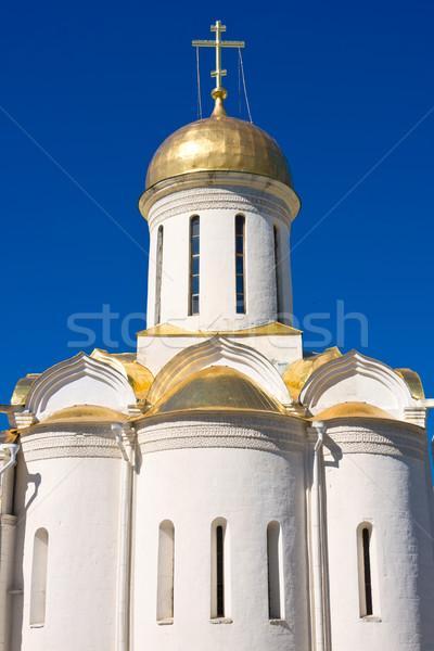 Trinity Cathedral Stock photo © sailorr