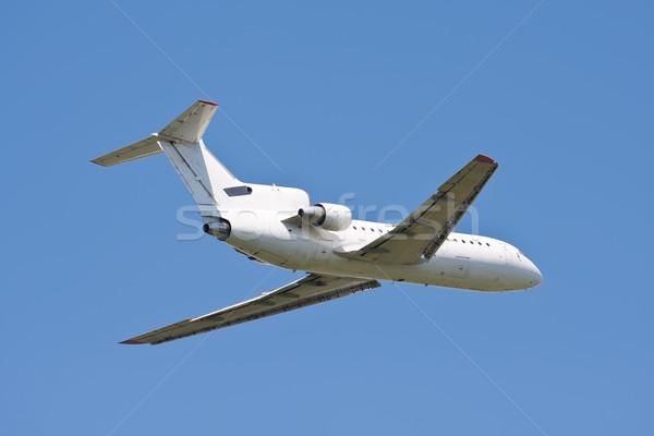 Airplane Stock photo © sailorr