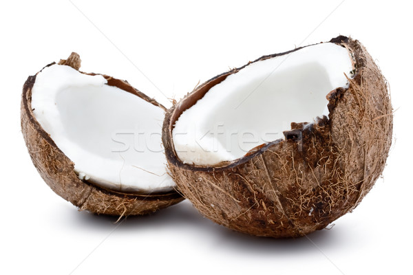 Fresh coconut Stock photo © sailorr