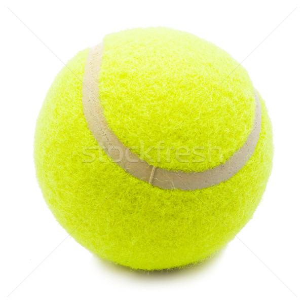 Tennis ball Stock photo © sailorr