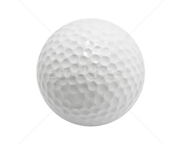 ゴルフボール いい 孤立した 白 背景 クラブ ストックフォト © sailorr