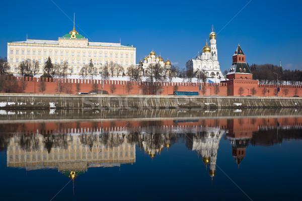 Moscow Stock photo © sailorr
