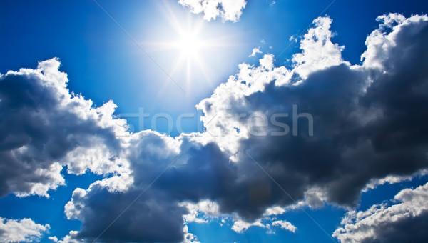 Sun Stock photo © sailorr