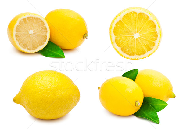 Lemon Stock photo © sailorr