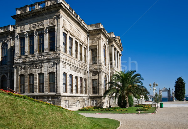 Dolmabahce Stock photo © sailorr