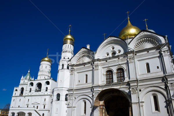 Moscow Kremlin (inside) Stock photo © sailorr