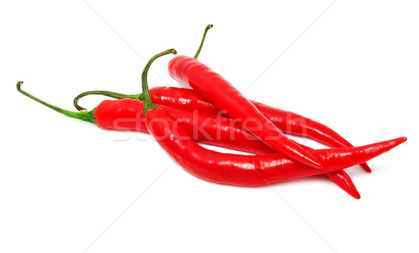 Hot chili pepper Stock photo © sailorr