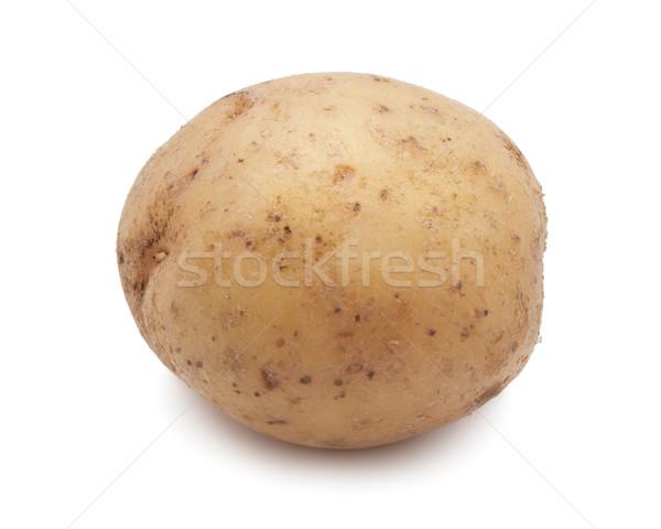 Stock photo: Potatoes