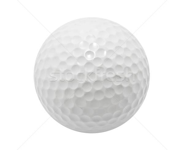 мяч для гольфа Nice изолированный белый фон клуба Сток-фото © sailorr