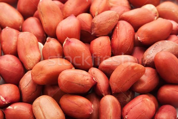 Cacahuètes fraîches arachide peuvent utilisé horizons Photo stock © sailorr