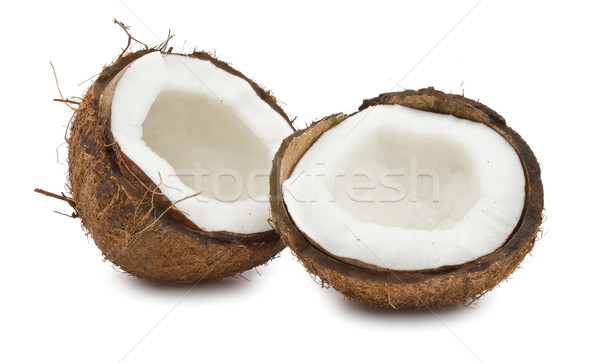 Coconut Stock photo © sailorr