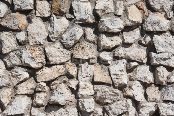 Kamień bruk piękna Fotografia starych naturalnych Zdjęcia stock © sailorr