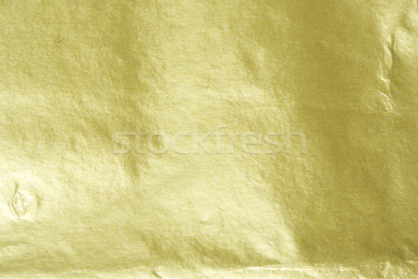 Gold foil Stock photo © sailorr