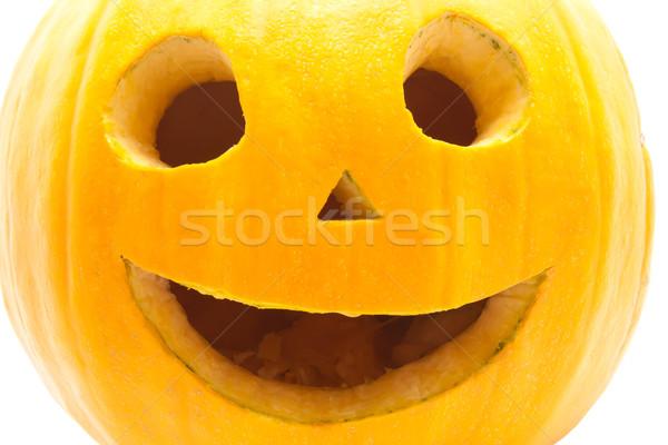 Halloween pumpkin Stock photo © sailorr