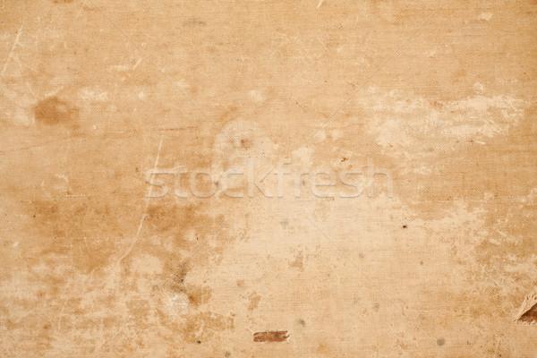 Canvas background Stock photo © sailorr