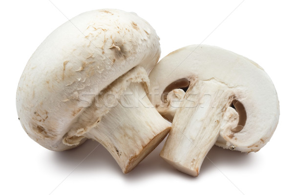 Champignon mushrooms Stock photo © sailorr