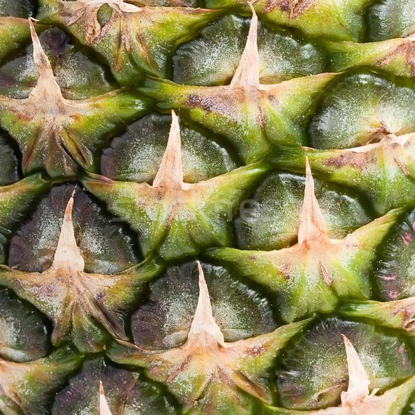 Ananas alimentare sfondo estate arancione impianto Foto d'archivio © sailorr