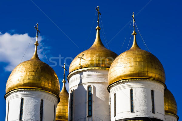 Dormition Cathedral Stock photo © sailorr
