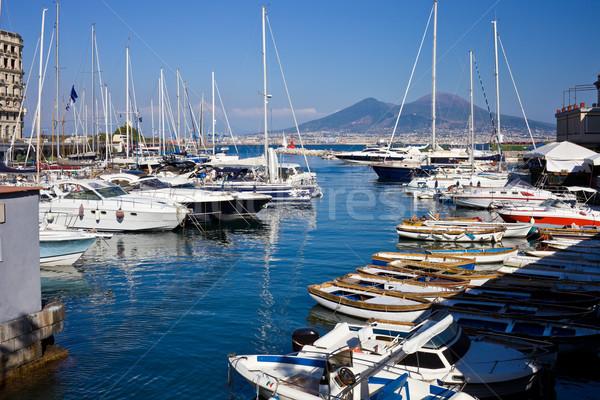Naples Stock photo © sailorr