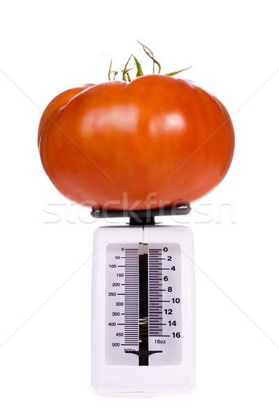 Groß Tomaten Essen Obst Küche Stock foto © saje