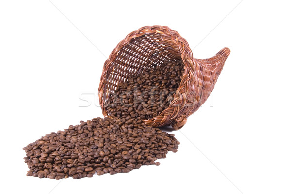 Coffee Cornucopia Landscape Normal Stock photo © saje