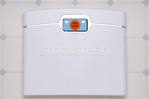 Scale Without Feet Emoji Mad Stock photo © saje