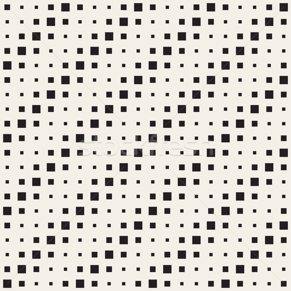 Vettore senza soluzione di continuità bianco nero diagonale linee mezzitoni Foto d'archivio © Samolevsky