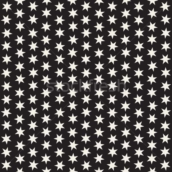 Trendi textúra mértani formák vektor végtelen minta Stock fotó © Samolevsky