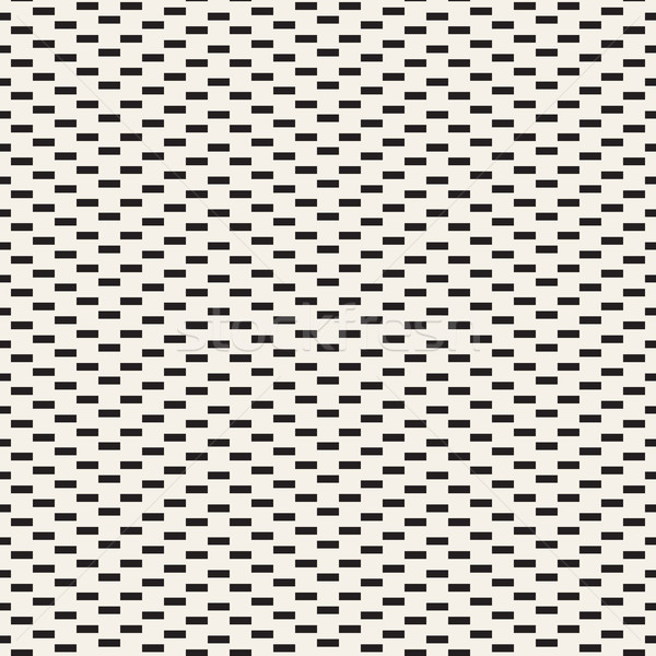 Medios tonos nervioso líneas mosaico elegante Foto stock © Samolevsky