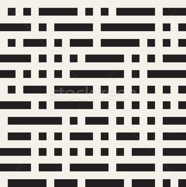 Labirinto formas contemporâneo design gráfico vetor Foto stock © Samolevsky