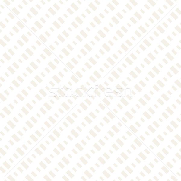 長方形 ハーフトーン ベクトル シームレス ストックフォト © Samolevsky