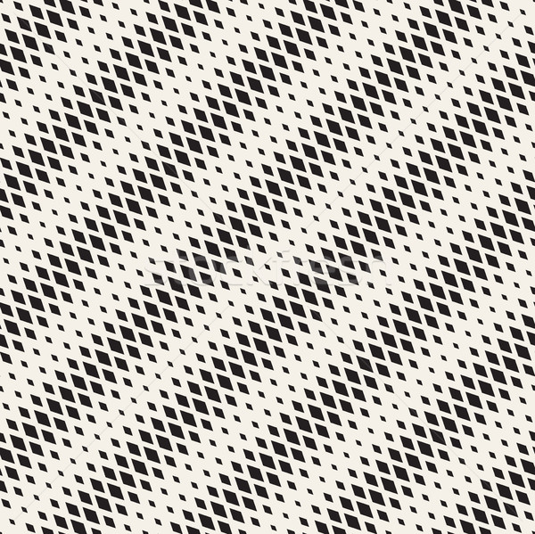 SET 100 Halftone Rhombus Lattice 01 light Stock photo © Samolevsky