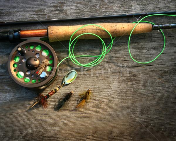 Рыбалка нахлыст своими руками 23