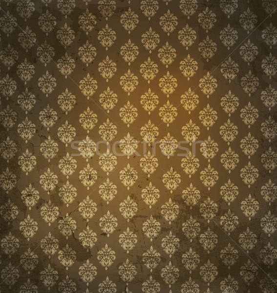 Antiek behang papier textuur muur abstract Stockfoto © Sandralise