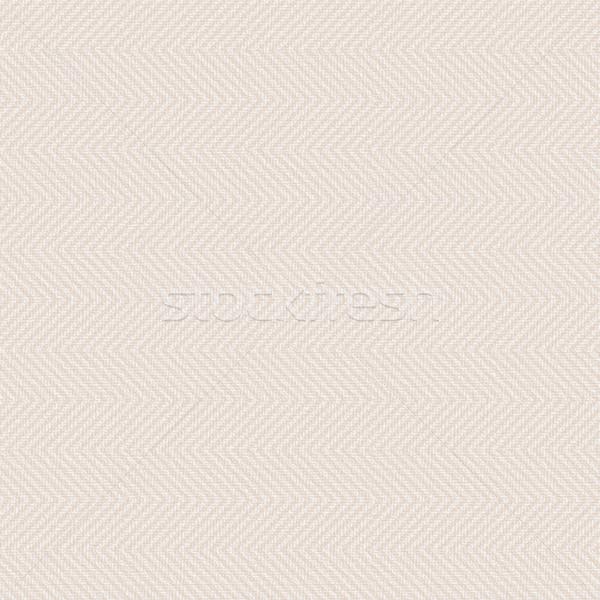 Beżowy płótnie wektora tapety wzór Zdjęcia stock © sanjanovakovic