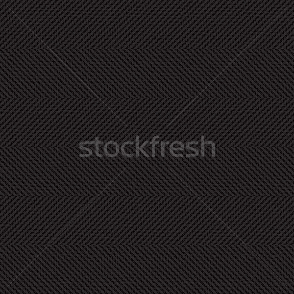 Negro lienzo vector patrón geométrico patrón Foto stock © sanjanovakovic