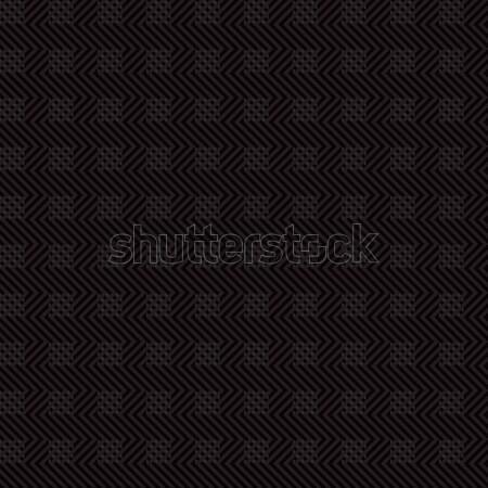 Siyah kiremitli vektör Stok fotoğraf © sanjanovakovic