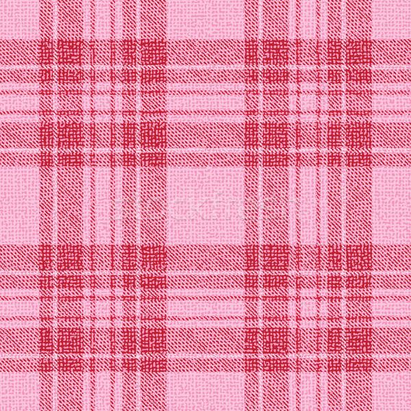 Pembe kırmızı kumaş vektör Stok fotoğraf © sanjanovakovic