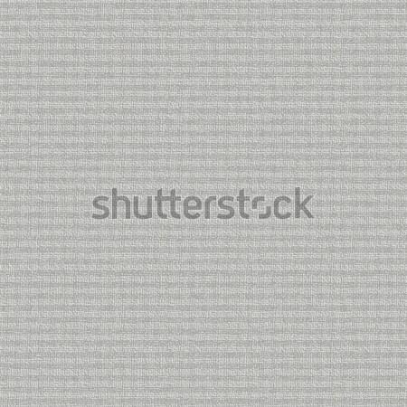 Gray tiled canvas textured vector background Stock photo © sanjanovakovic