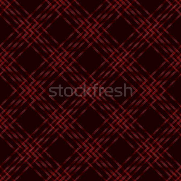 Fekete piros átló vektor minta háttér Stock fotó © sanjanovakovic