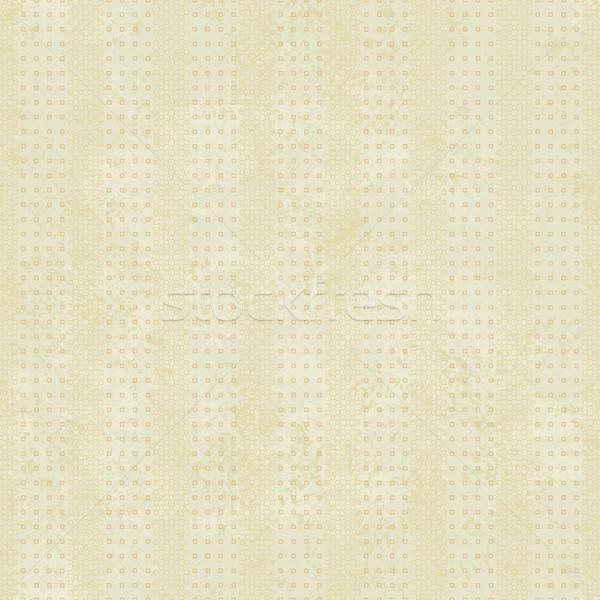 полосатый Vintage вектора шаблон аннотация Сток-фото © sanjanovakovic