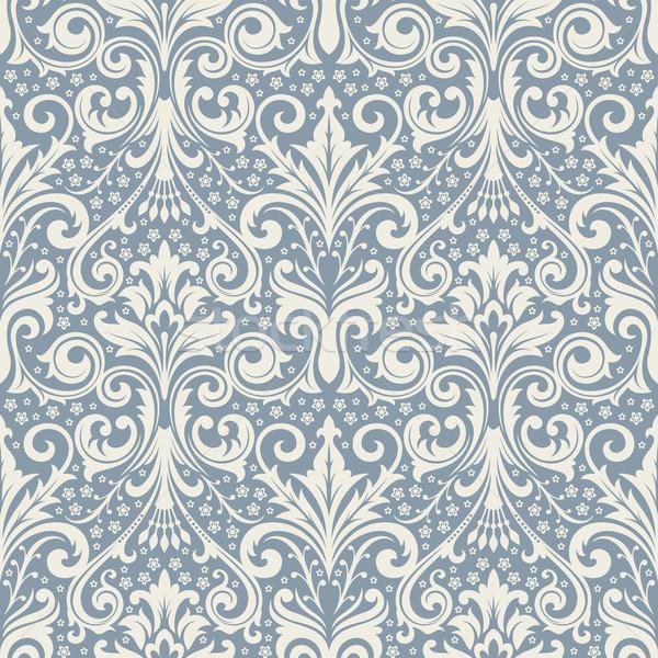 floral wallpaper Stock photo © sanyal