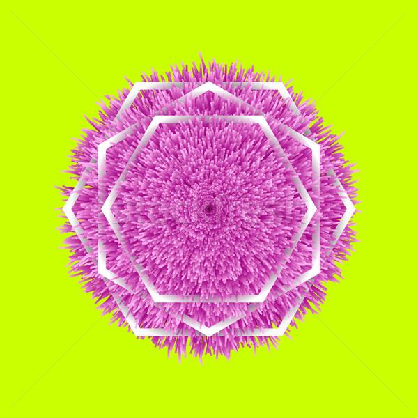 Stockfoto: Abstract · licht · heldere · roze · textuur · ontwerp