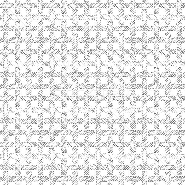 vector seamless realistic rope net Stock photo © sanyal