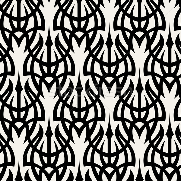 Tribal Wallpaper Stock Photo Alexandr Labetskiy Sanyal